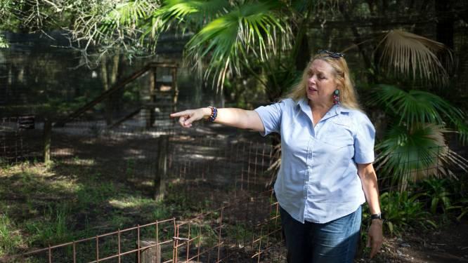 Plottwist in Tiger King-soap: aartsrivaal Baskin verkoopt dierentuin Joe Exotic