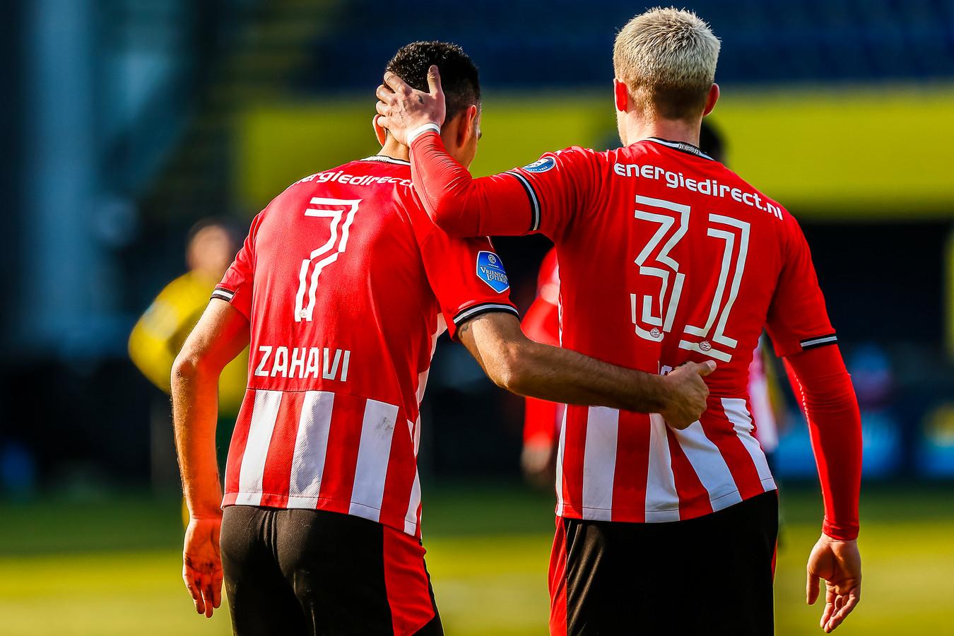 De kans op succes vergroten, dat is wat PSV uiteindelijk wil.