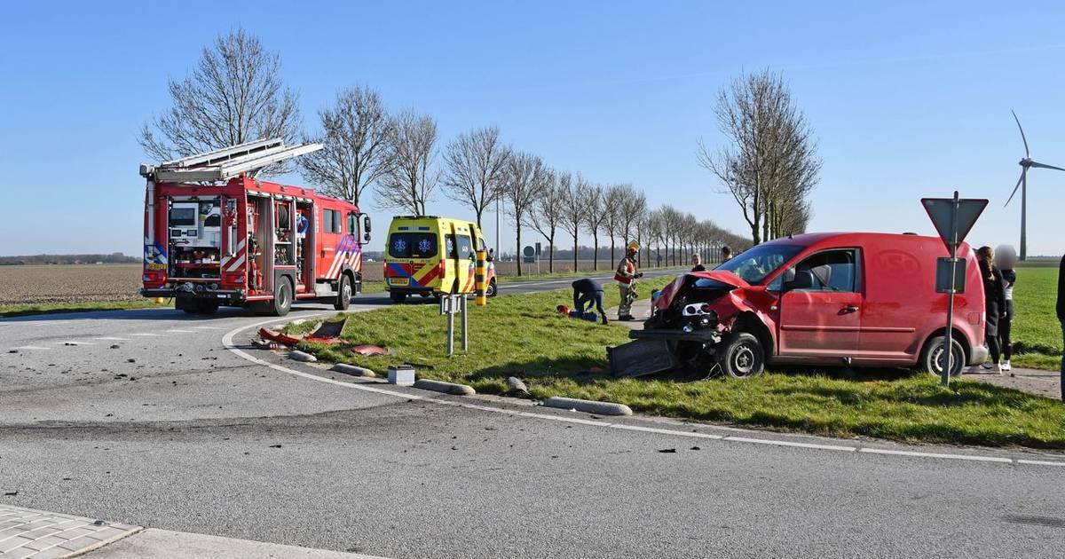 Man overleden na ernstig ongeval in Swifterbant.