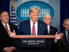 Amerikanen moeten het in crisistijd doen zonder veel vertrouwen in hun leiders