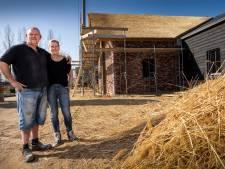 Boerderij en Gasterij 't Dommeltje Boxtel weer uit de startblokken na verwoestende brand