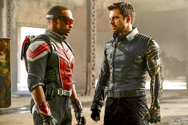 Uit 'The Falcon and the Winter Soldier'. Beeld Disney+