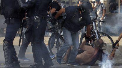 Rellen in Nantes na dood van festivalganger