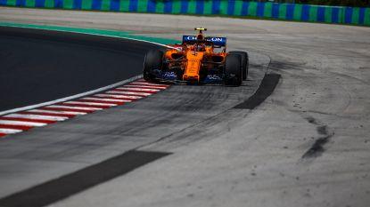 Vettel snelste in tweede vrije oefenritten voor Verstappen, Vandoorne spint met nieuw chassis en is pas 19de