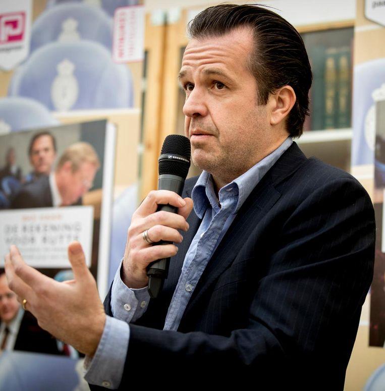 Nieuwsuur-journalist Bas Haan. Beeld ANP