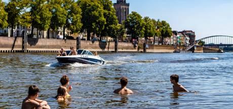 Rijkswaterstaat waarschuwt voor zomers hoogwater: 'Zwemmen is nu extra gevaarlijk'
