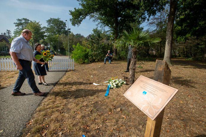 Vorig jaar was er op 15 augustus een tijdelijk Indisch Monument ter herdenking van de slachtoffers van de oorlog tegen Japan en de Japanse bezetiing van Nederlands-Indië.