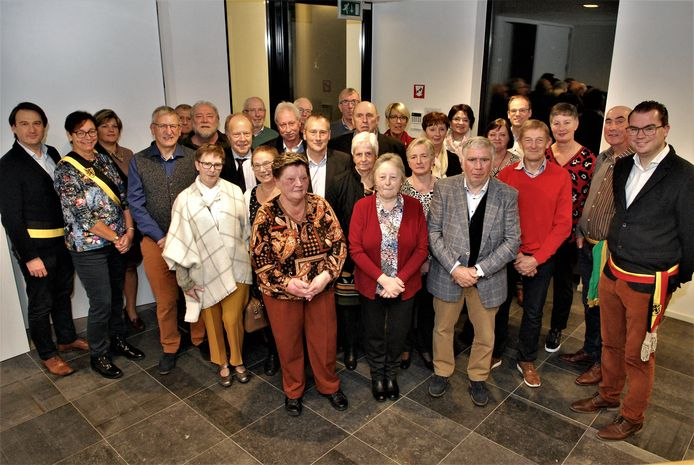 De 65-jarigen van Machelen.