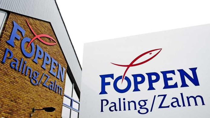 Visfabrikant Foppen uit Harderwijk.