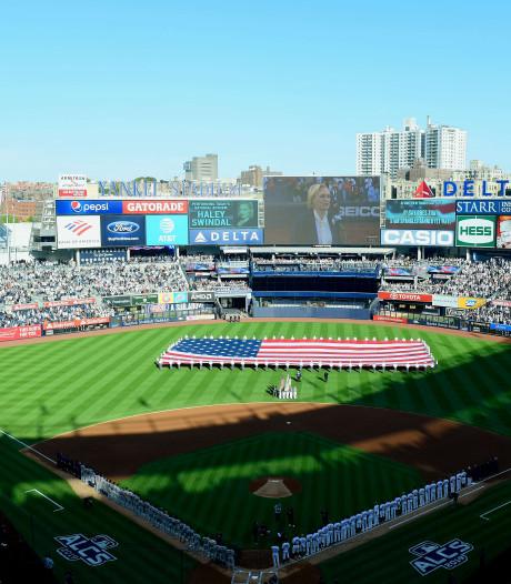 Vierde duel Yankees-Astros vanwege regen verschoven