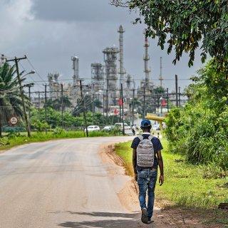 Voor de kust van Suriname is wéér een groot olieveld gevonden