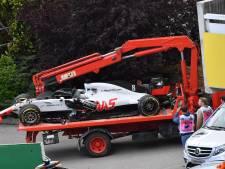 Grosjean bestraft voor crash in Barcelona