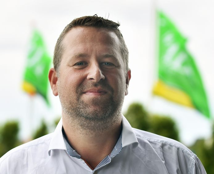 Sander van Buren.