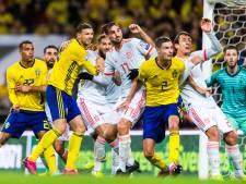 Rodrigo redt Spanje in blessuretijd tegen Zweden