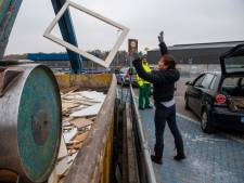 Tilburg vervangt pas voor toegang milieustraten