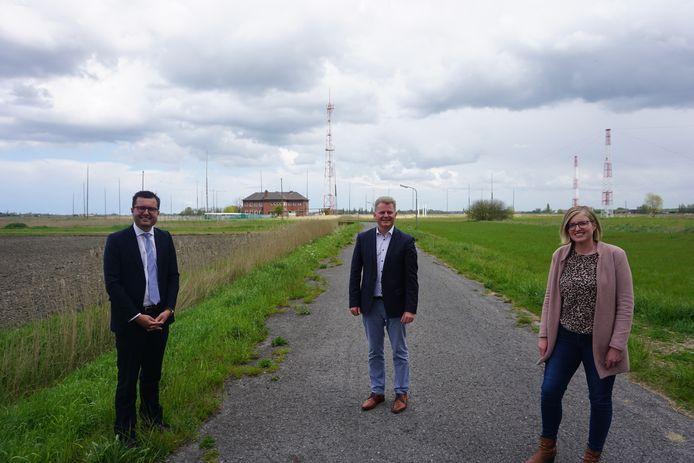 Defensie investeert verder in het militair domein Schorreweide - of Kamp 't Pompje - in Oudenburg.