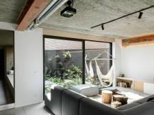 L'architecte Jo transforme une ancienne boulangerie en une maison au charme industriel