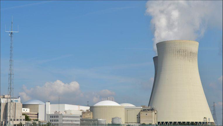 De kernreactor Doel 3. Beeld PHOTO_NEWS