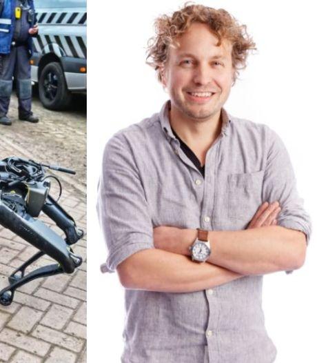 Waarom die robothond van de politie me de kriebels geeft