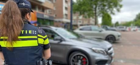 Politie heeft voor tweede dag op rij beet tijdens controle op de Meent