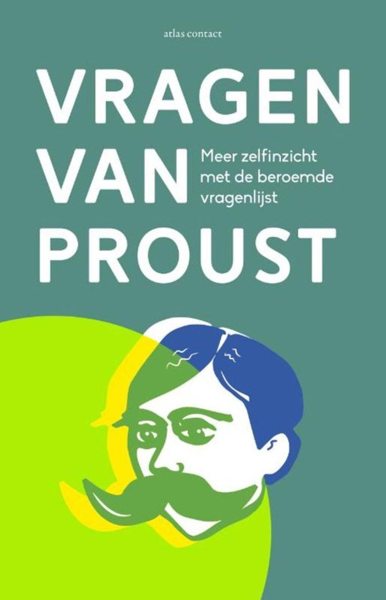 Omslag 'Vragen van Proust' Beeld