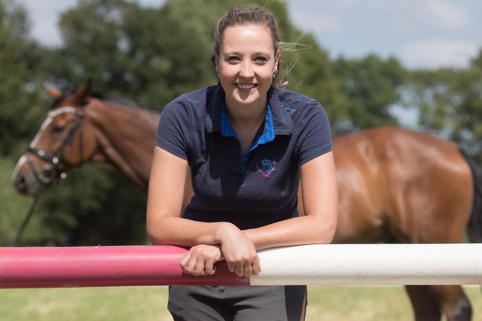 Mijke Nijenkamp van de Landelijke Rijvereniging en Ponyclub Heeten is trots op de toewijzing. ,,Het is een fantastische gelegenheid om mensen uit de regio kennis te laten maken met de paardensport.''