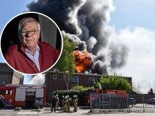 Topondernemer Van der Most 'in zwaar weer' door brand in meubelzaak: 'Eerst coronavirus en nu dit...'