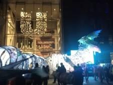 Klachten over geluidsoverlast door  'Dance Parade' van Greenpeace