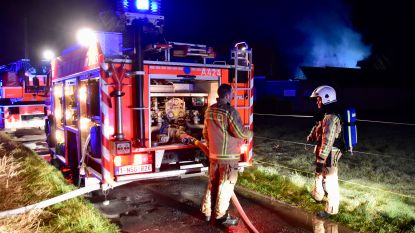 VIDEO. Brandweer trekt naar loodsbrand en ontdekt tot grote verbazing professionele wietplantage
