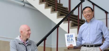 Hoe een Nederlands ASML-boek populair werd in China (dankzij de voetblessure van een Chinees in Canada)