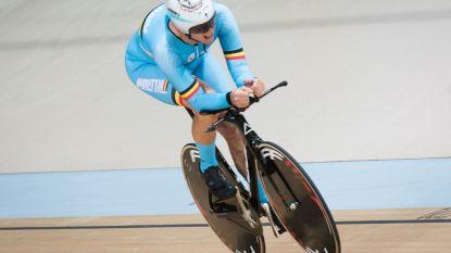 Diederick Schelfhout grijpt zilver op WK paralympisch baanwielrennen