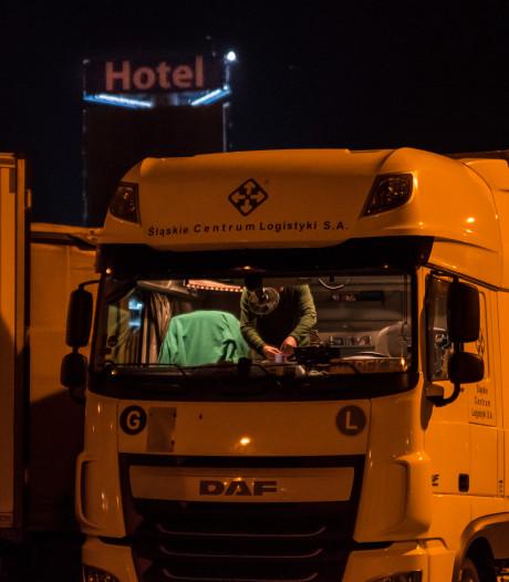 Toch meer plek in Zaltbommel  voor truckers om te slapen