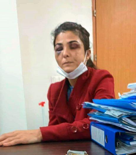 Nadat hij haar mishandelde en verkrachtte, schoot Melek haar man dood: 'Ze is slachtoffer, geen dader'