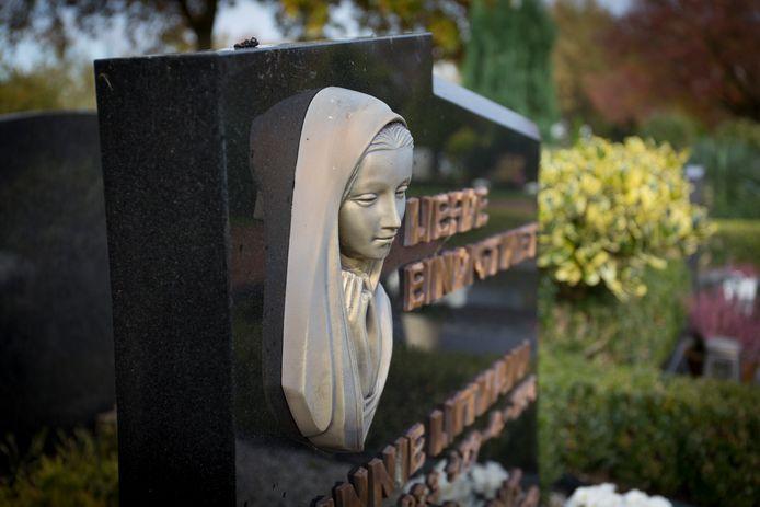 De begraafplaats in Huissen. Foto ter illustratie.