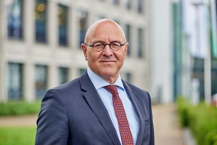 """Burgemeester Kees van Rooij van Meierijstad: ,,In die tijd heb ik echt wel eens gepiekerd, zeker 's nachts."""""""