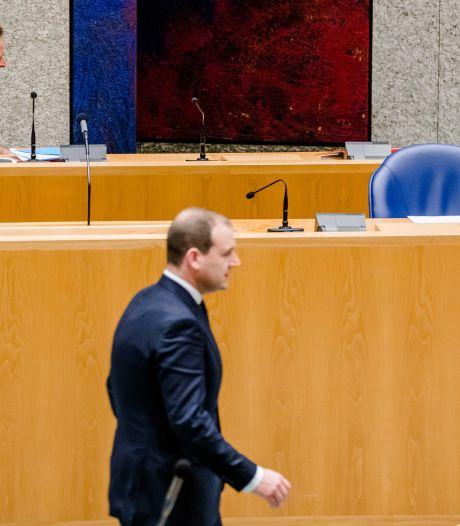 Peiling: bijna helft ondervraagden wil aftreden kabinet om toeslagenaffaire