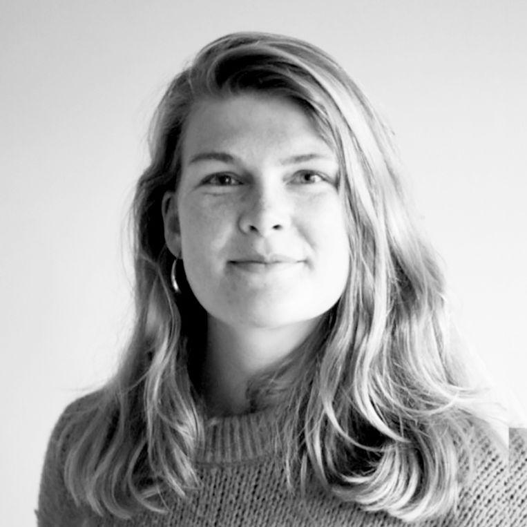 Ravenna Westerhout is bouwkundige en trainee bij de gemeente Amsterdam.  Beeld
