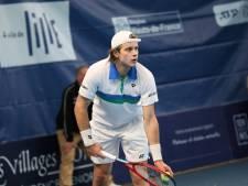 Zizou Bergs qualifié pour la finale du Challenger d'Almaty