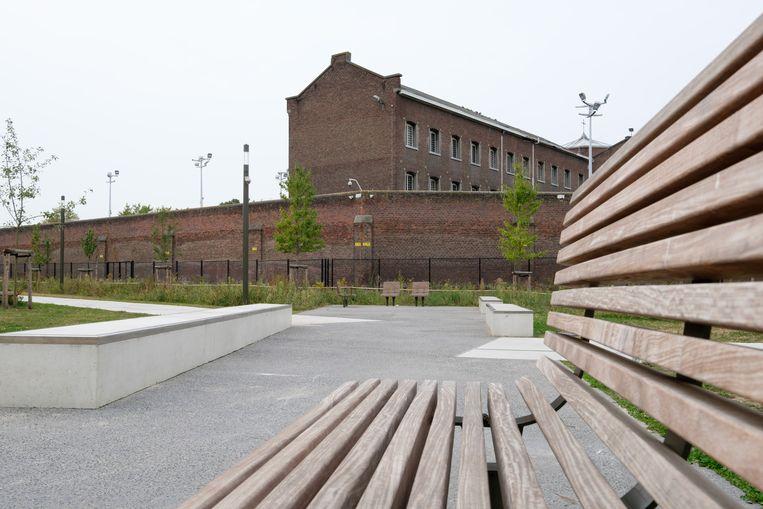MECHELEN - De gevangenis in Mechelen.