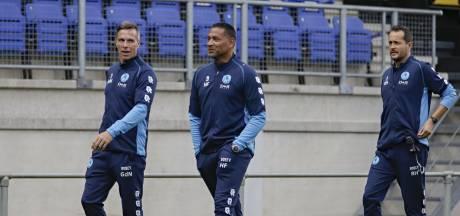 Gérard de Nooijer is volgend seizoen geen assistent meer bij Sparta