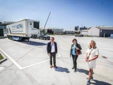 Nieuwe parking voor vrachtwagens moet overlast voor buurt fel doen verminderen