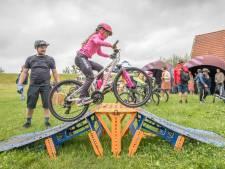 Mountainbiken slaat aan bij Thoolse jeugd