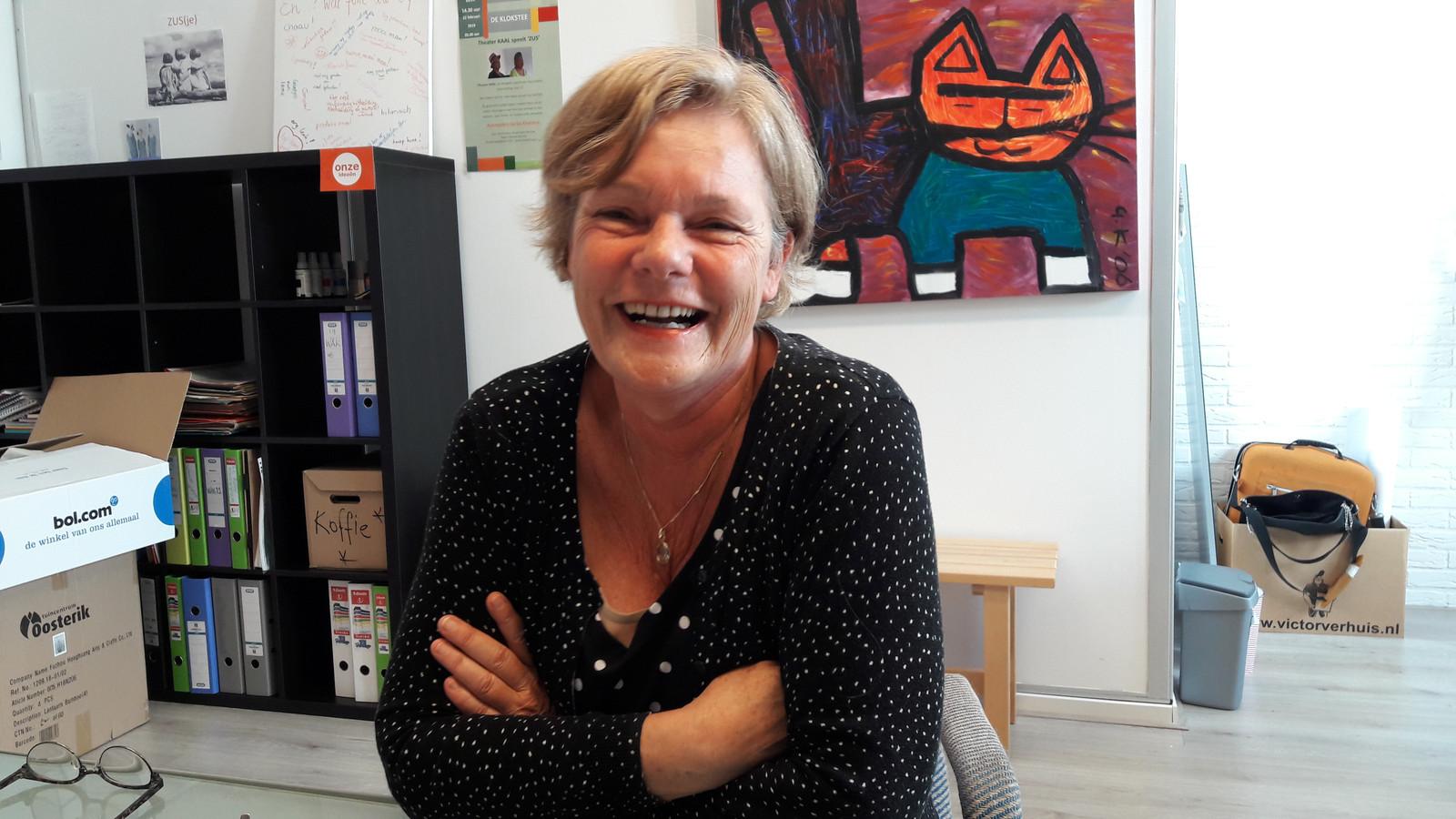 Simone Roerink.