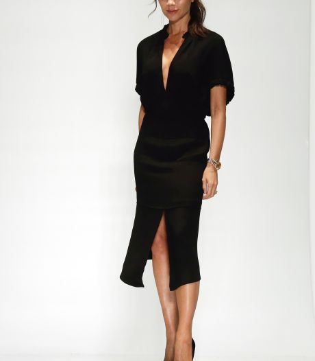 Victoria Beckham rêve d'habiller Hillary Clinton