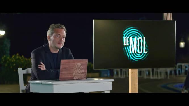 Nu ook oranje schermen in 'De Mol'?
