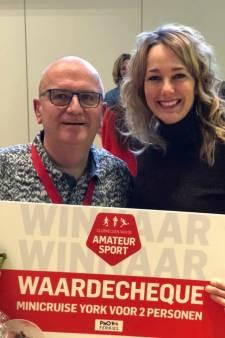 Clubheld Rien van Harselaar van vv Zwammerdam eindigt in landelijke top-15