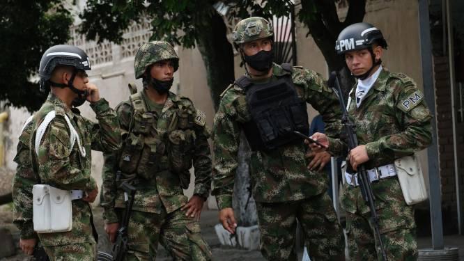 Zeker 36 gewonden na explosie bomauto op militaire basis in Colombia