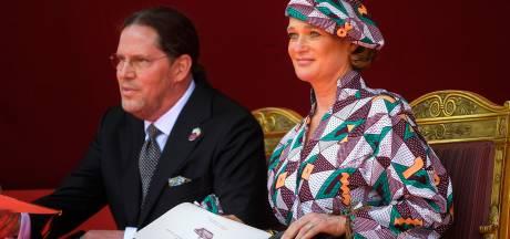 """Delphine en tribune royale lors du défilé: """"Cela m'a énormément surpris de voir tout ce qu'elle disait sans parler"""""""
