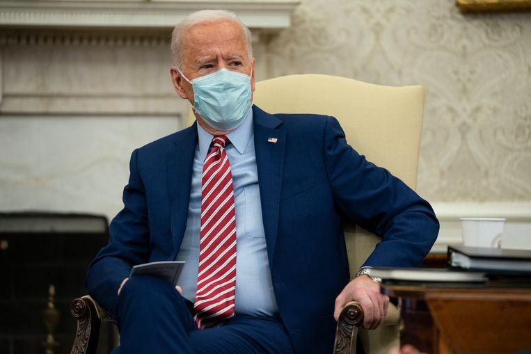 President Joe Biden.  Beeld AP