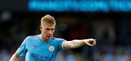 50e assist pour De Bruyne en Premier League, succès tranquille pour City
